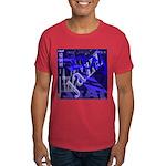 Jazz Black and Blue Dark T-Shirt