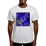 Jazz Black and Blue Light T-Shirt