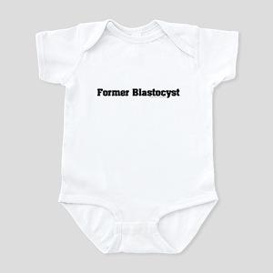 """Former Blastocyst"" Infant Creeper"