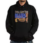 Blues for You Hoodie (dark)