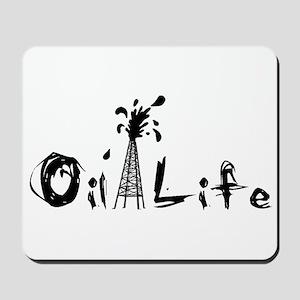 Oil Life Mousepad