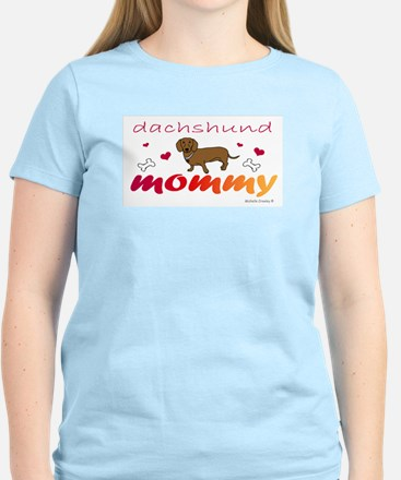 dachshund Women's Light T-Shirt