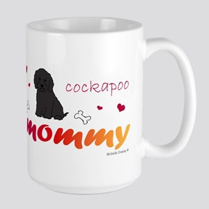 cockapoo Large Mug