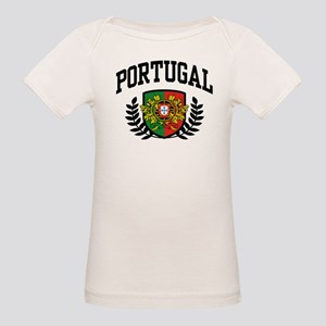 Portugal Organic Baby T-Shirt