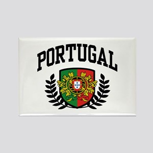 Portugal Rectangle Magnet