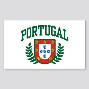 Portugal Sticker (Rectangle)