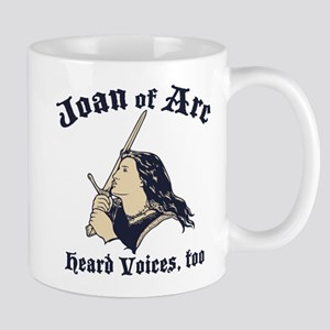 Joan of Arc - Voices Mug