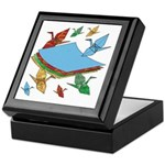 Origami Keepsake Box