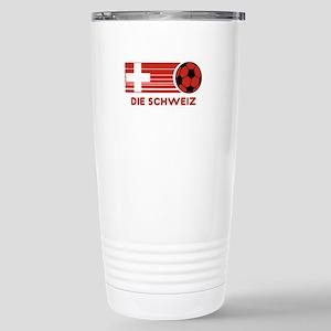 Die Schweiz Stainless Steel Travel Mug