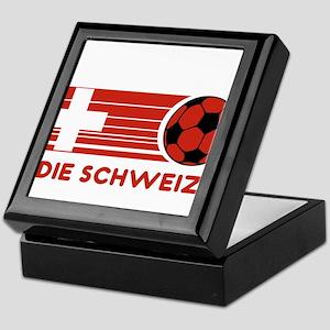 Die Schweiz Keepsake Box