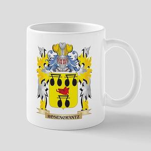 Rosencrantz Family Crest - Coat of Arms Mugs