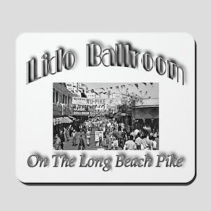 Lido Ballroom Mousepad