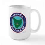 Tasmania Large Mug