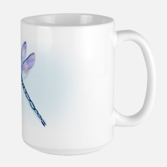 Dragonfly-Natures Jewel Large Mug
