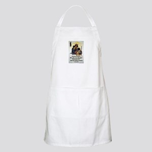Back to God's Country BBQ Apron