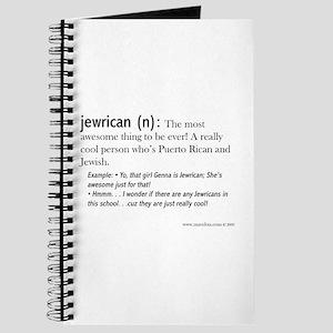 Jewrican Journal