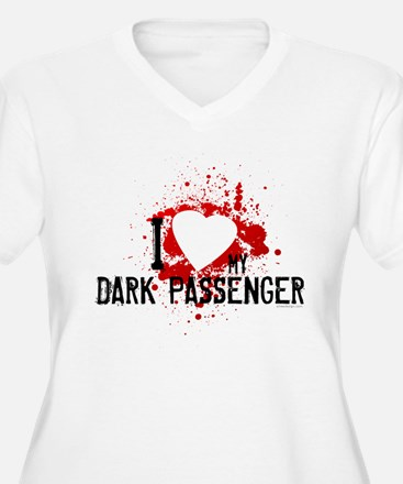 I Heart My Dark Passenger T-Shirt