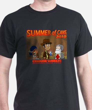 Summer of Cans 2010 T-Shirt