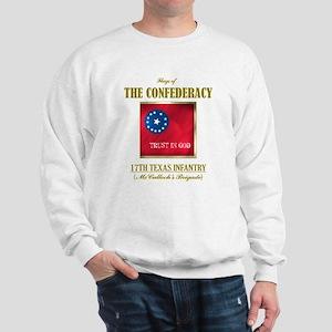 17th Texas Infantry Sweatshirt