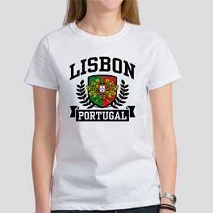 Lisbon Portugal Women's T-Shirt