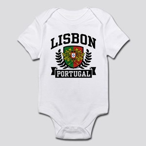 Lisbon Portugal Infant Bodysuit
