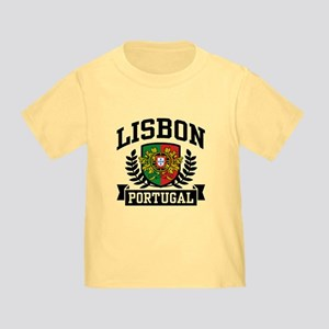 Lisbon Portugal Toddler T-Shirt