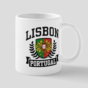 Lisbon Portugal Mug