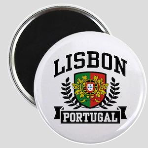 Lisbon Portugal Magnet