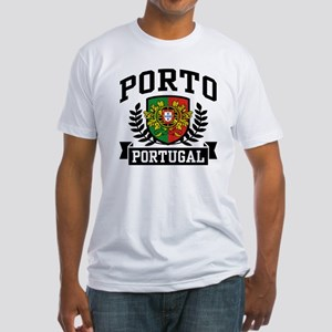 Porto Portugal Fitted T-Shirt