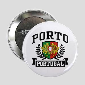 """Porto Portugal 2.25"""" Button"""