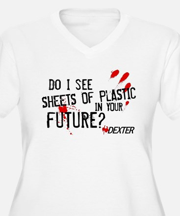 Bloody Sheets of Plastic T-Shirt