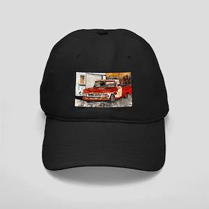 old pickup truck vintage anti Black Cap