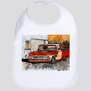 old pickup truck vintage anti Bib