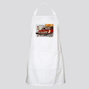 old pickup truck vintage anti Apron