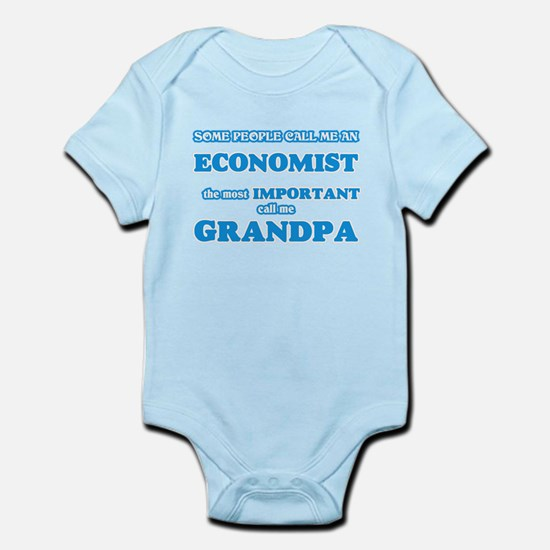 Some call me an Economist, the most impo Body Suit