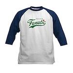 Fanatical Gear (blue) Kids Baseball Jersey