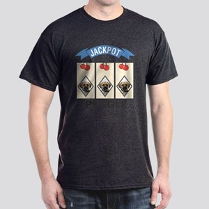 Jackpot Puggle Dark T-Shirt