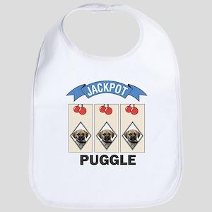 Jackpot Puggle Bib