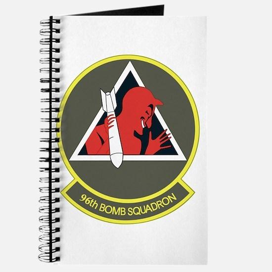 96th Bomb Squadron Journal