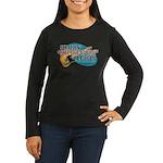 Shakin Shotgun Women's Long Sleeve Dark T-Shirt