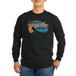 Shakin Shotgun Long Sleeve Dark T-Shirt