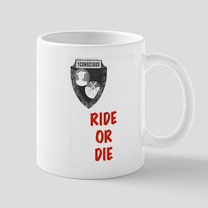 Ride Or Die Chick Mugs