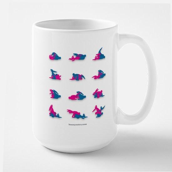 BunnySutra.com Large Mug
