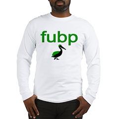 fu bp Long Sleeve T-Shirt