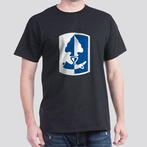 187th Infantry Brigade Dark T-Shirt