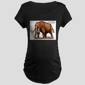 Mastodon Maternity Dark T-Shirt