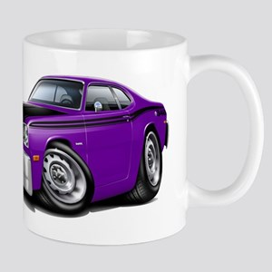 Duster 340 Purple Car Mug