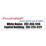 Government Phones Sticker (Bumper 10 pk)