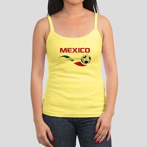 Soccer MEXICO Jr. Spaghetti Tank