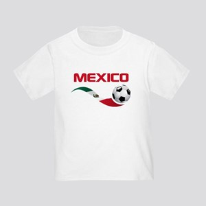 Soccer MEXICO Toddler T-Shirt